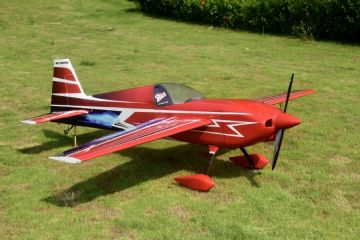 "NEW Skywing 104"" Edge 540 -V3-A Red  Printed"